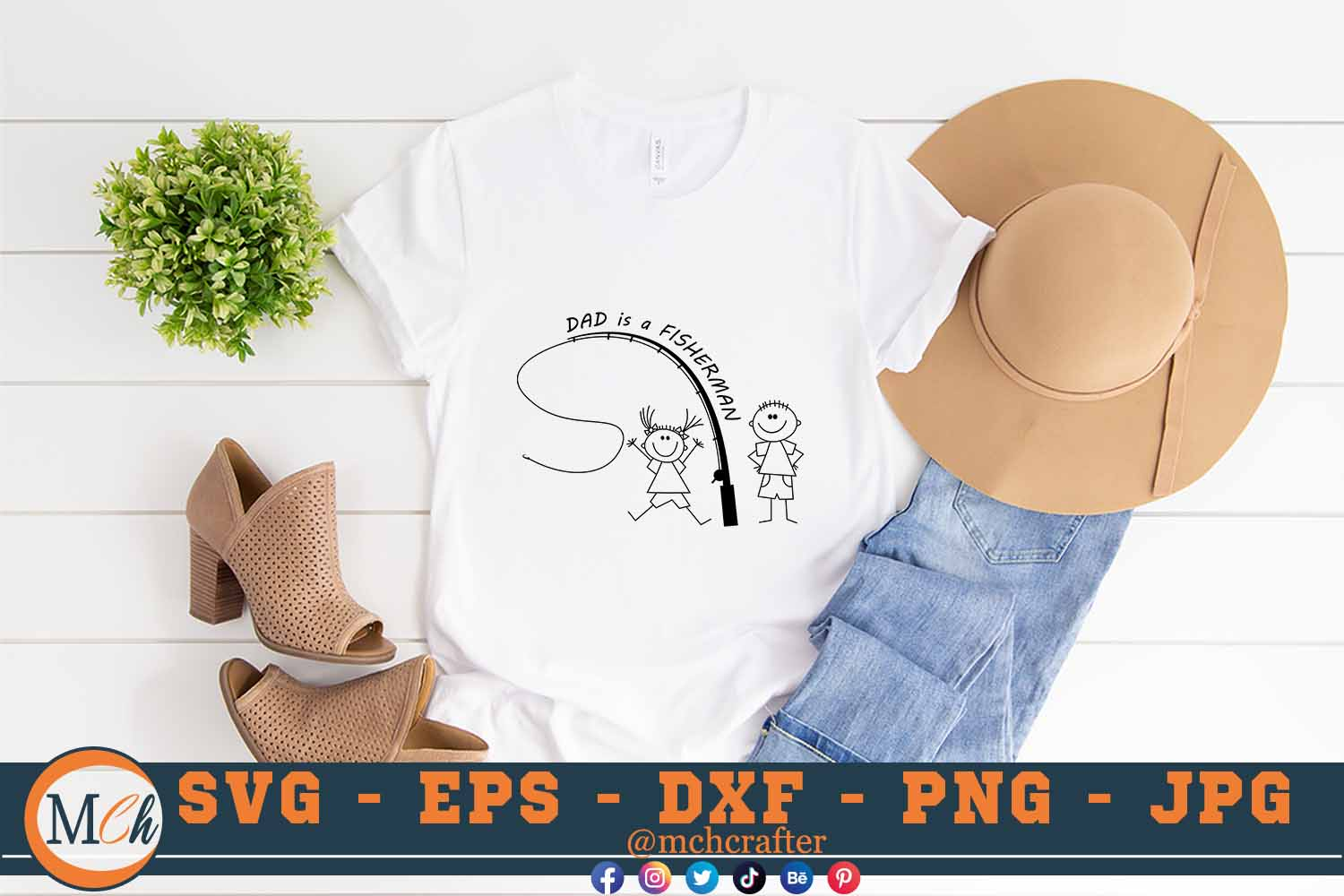 Download Dad Is A Fisherman Svg Brother And Sister Svg Family Goals Svg Fishing Svg Free Mch Crafter